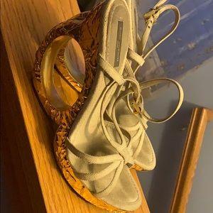 Louie Vuitton Sandals